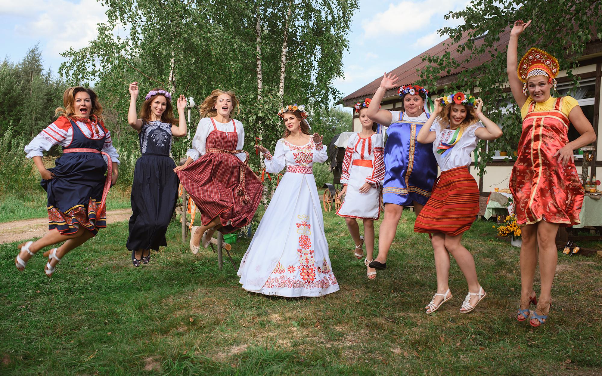 "Свадьба на базе ""Великое Озеро"" 2018г."